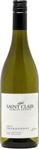 Saint Clair Family Estate Chardonnay 2013, Marlborough Bottle