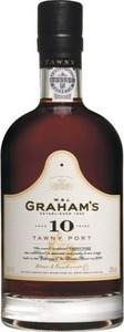 Graham's 10 Year Old Tawny Port Bottle
