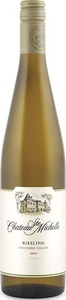 Chateau Ste. Michelle Riesling 2013, Columbia Valley Bottle
