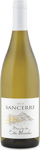 Domaine Des Côtes Blanches Sancerre 2013, Ac Bottle