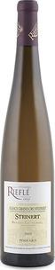 Rieflé Steinert Pinot Gris 2010, Ac Alsace Grand Cru Bottle