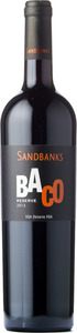 Sandbanks Winery Baco Reserve 2010, Ontario Bottle