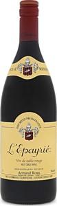 L' Epayrie Rouge (1000ml) Bottle