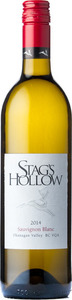 Stag's Hollow Winery Sauvignon Blanc 2011, Okanagan Valley Bottle