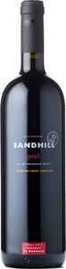 Sandhill Small Lots Syrah Phantom Creek Vineyard 2013, VQA Okanagan Valley Bottle