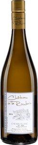 Anjou Chenin Blanc   Chateau De La Roulerie 2013 Bottle