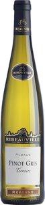 Cave De Ribauvillé Pinot Gris 2013, Alsace Bottle