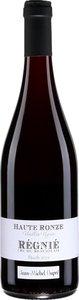 Domaine Dupré Régnié Haute Ronze 2013 Bottle
