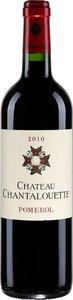 Château Chantalouette 2010 Bottle