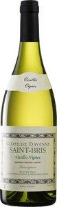 Clotilde Davenne Sauvignon De Saint Bris Veilles Vignes 2012 Bottle
