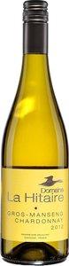 Domaine La Hitaire Gros Manseng/Chardonnay 2013 Bottle