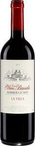 Tenuta Olim Bauda La Villa Barbera D'asti 2012, Doc Bottle