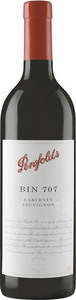 Penfolds Bin 707 Cabernet Sauvignon 2012 Bottle