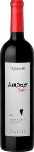 Trivento Amado Sur Malbec/Bonarda/Syrah 2013, Mendoza Bottle