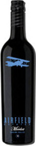 Airfield Estates Runway Merlot 2012, Yakima Valley Bottle
