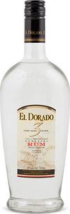El Dorado Blanc 3 Ans, Guyana Bottle