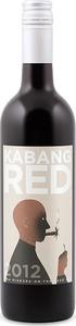 Kabang Red 2012, VQA Niagara Peninsula Bottle