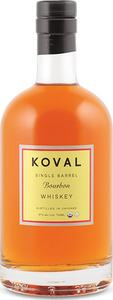 Koval Single Barrel Bourbon Whiskey, Chicago Bottle