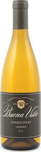 Buena Vista Chardonnay 2013, Carneros, Sonoma County Bottle