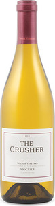 The Crusher Viognier 2013, Wilson Vineyard, Clarksburg Bottle