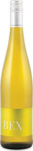Bex Riesling 2013, Qualitätswein Bottle