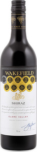 Wakefield Shiraz 2014, Clare Valley Bottle