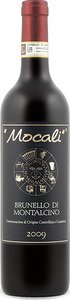 Mocali Brunello Di Montalcino 2009, Docg Bottle