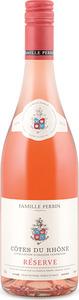 Perrin Réserve Rosé 2014, Ac Côtes Du Rhone Bottle