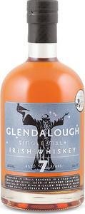 Glendalough 7 Year Old Single Malt Irish Whiskey, Ireland (700ml) Bottle