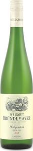Weingut Bründlmayer Zöbinger Heiligenstein Riesling 2013, Dac Kamptal Bottle
