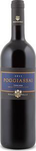 Poggio Bonelli Poggiassai 2011, Igt Toscana Bottle