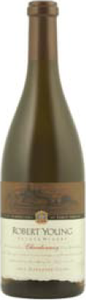 Robert Young Chardonnay 2012, Alexander Valley, Sonoma County Bottle