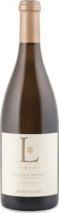 Beringer Luminus Chardonnay 2012, Oak Knoll District, Napa Valley Bottle