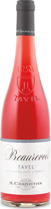 Beaurevoir Tavel Rosé 2011, Ac Bottle