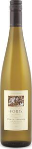 Foris Vineyards Gewürztraminer 2013, Rogue Valley Bottle