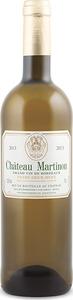 Château Martinon Blanc 2013, Ac Entre Deux Mers Bottle