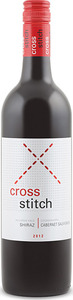 Cross Stitch Shiraz Cabernet 2012 Bottle