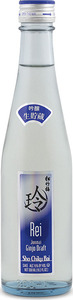 Rei Junmai Ginjo Draft Sho Chiku Bai (300ml) Bottle