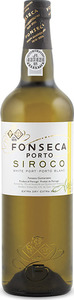 Fonseca Siroco Extra Dry White Port, Dop Bottle