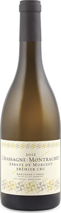 Marchand Tawse Chassagne Montrachet Abbaye De Morgeot 1er Cru 2012, Ac Bottle