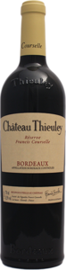 Château Thieuley Réserve Francis Courselle 2010 Bottle