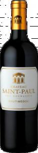 Château Saint Paul Haut Médoc 2010 Bottle