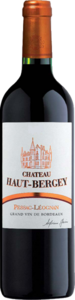 Château Haut Bergey, Pessac Léognan 2011 Bottle