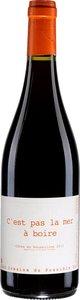 Domaine Du Possible C'est Pas La Mer à Boire 2013 Bottle