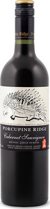 Porcupine Ridge Cabernet Sauvignon 2013, Wo Coastal Region Bottle