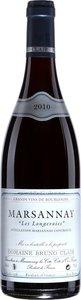 Domaine Bruno Clair Marsannay Les Longeroies 2010 Bottle