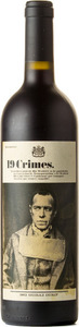 19 Crimes Shiraz Durif 2013 Bottle