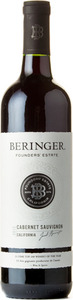 Beringer Founders' Estate Cabernet Sauvignon 2013 Bottle