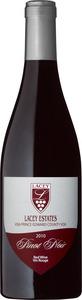 Lacey Estates Pinot Noir 2010, VQA Prince Edward County Bottle