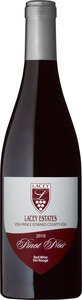Lacey Estates Pinot Noir 2011, VQA Prince Edward County Bottle